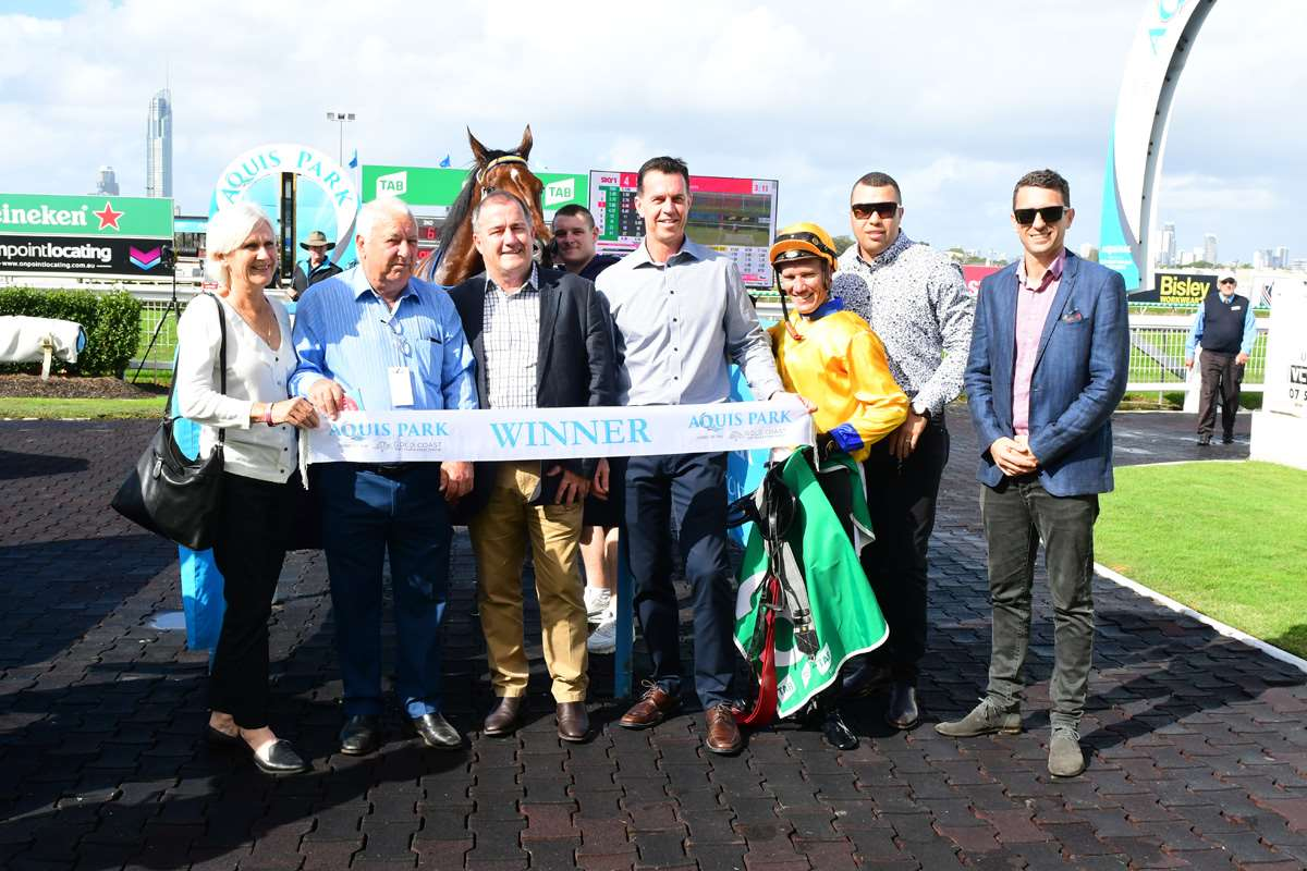 Gold Coast Race Day Race 2 Sponsored by LEA Insurance Brokers