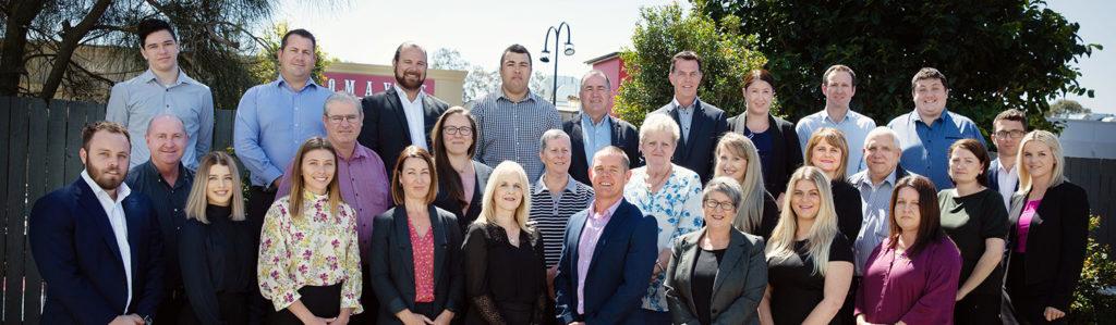 LEA Insurance Brokers team